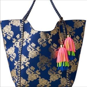 Lilly Pulitzer Bags - Lilly Pulitzer Elephant Tote